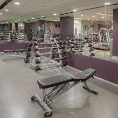 Отель Hilton Dublin Kilmainham фитнесс-зал фото 3