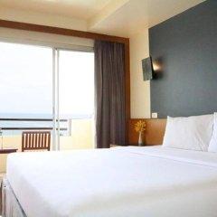 Отель Sunshine Hotel And Residences Таиланд, Паттайя - 7 отзывов об отеле, цены и фото номеров - забронировать отель Sunshine Hotel And Residences онлайн комната для гостей фото 3