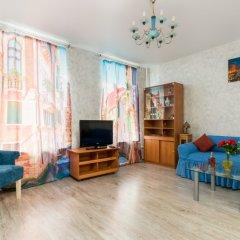 Апартаменты Venice Apartments Москва комната для гостей