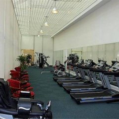 Tianjin Zhengxie Club Hotel фитнесс-зал