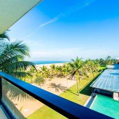 Отель Goldi Sands Hotel Шри-Ланка, Негомбо - 1 отзыв об отеле, цены и фото номеров - забронировать отель Goldi Sands Hotel онлайн балкон