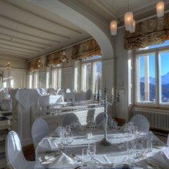 Отель Snow & Mountain Resort Schatzalp Швейцария, Давос - отзывы, цены и фото номеров - забронировать отель Snow & Mountain Resort Schatzalp онлайн помещение для мероприятий фото 2