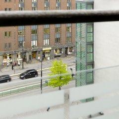 Отель Scandic Simonkentta Хельсинки балкон