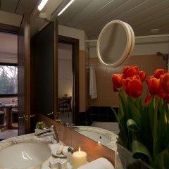 Отель Albornoz Palace Hotel Spoleto Италия, Сполето - отзывы, цены и фото номеров - забронировать отель Albornoz Palace Hotel Spoleto онлайн ванная фото 2