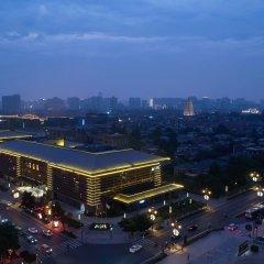Отель Fu Rong Ge Hotel Китай, Сиань - отзывы, цены и фото номеров - забронировать отель Fu Rong Ge Hotel онлайн