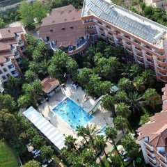 Отель Nergos Garden балкон