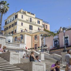 Отель Royal Suite Trinita Dei Monti Rome фото 7