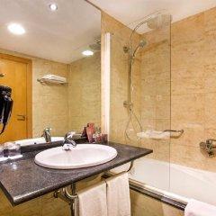 Отель Occidental Atenea Mar - Adults Only Испания, Барселона - - забронировать отель Occidental Atenea Mar - Adults Only, цены и фото номеров ванная