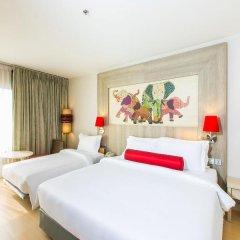 Отель Ramada by Wyndham Phuket Deevana Patong Стандартный номер с различными типами кроватей фото 3