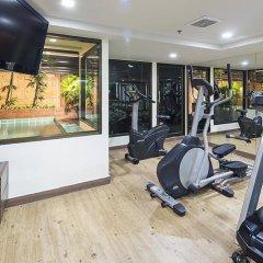 Отель Aspen Suites Бангкок фитнесс-зал