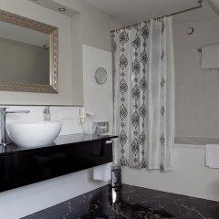 Отель am Mirabellplatz Австрия, Зальцбург - 5 отзывов об отеле, цены и фото номеров - забронировать отель am Mirabellplatz онлайн ванная