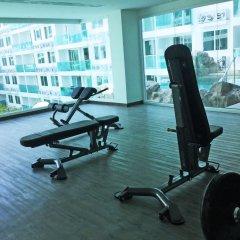 Отель Amazon Residence by Pattaya Sunny Rentals фитнесс-зал