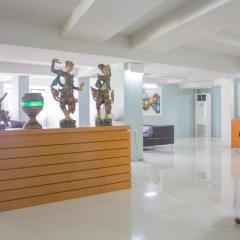 Отель Villa Cha Cha Rambuttri Бангкок спа