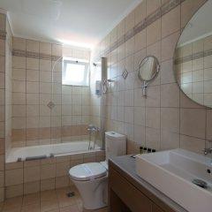 Lavris Hotel Bungalows ванная фото 2