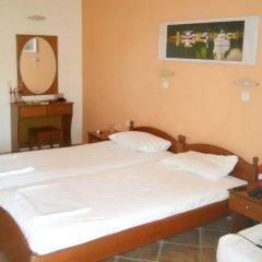 Отель Aloni Hotel Греция, Пефкохори - отзывы, цены и фото номеров - забронировать отель Aloni Hotel онлайн комната для гостей фото 4