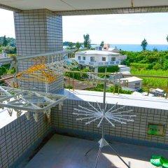 Отель Resort Mansion SeaZone Центр Окинавы балкон