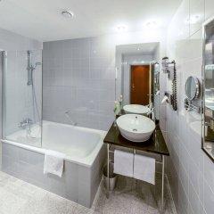 Отель K+K Hotel Maria Theresia Австрия, Вена - 3 отзыва об отеле, цены и фото номеров - забронировать отель K+K Hotel Maria Theresia онлайн ванная