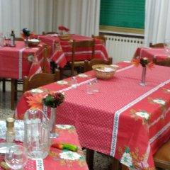 Отель Albergo Villa Canapini Кьянчиано Терме помещение для мероприятий