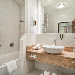 Small & Beautiful Hotel Gnaid Тироло ванная фото 2
