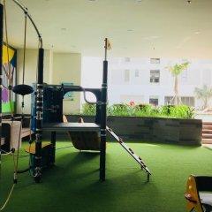Апартаменты Henry Studio Luxury 2BR SWPool 17th фитнесс-зал