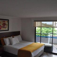 Отель Arhuaco Колумбия, Санта-Марта - отзывы, цены и фото номеров - забронировать отель Arhuaco онлайн комната для гостей фото 4