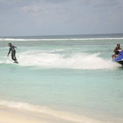 Отель Eureka Airport Inn Мальдивы, Мале - отзывы, цены и фото номеров - забронировать отель Eureka Airport Inn онлайн пляж