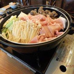 Nikko Suginamiki Youth Hostel Никко питание фото 3