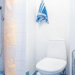 Отель WeHost Dunckerinkatu 2 Финляндия, Хельсинки - отзывы, цены и фото номеров - забронировать отель WeHost Dunckerinkatu 2 онлайн ванная фото 2