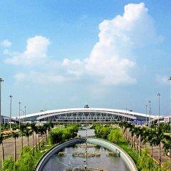 Отель Pullman Guangzhou Baiyun Airport пляж