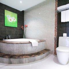 Отель Petals Inn Бангкок ванная