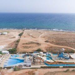 Отель Panthea Holiday Village Water Park Resort пляж фото 2