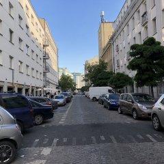 Отель B&A Apartments Central Польша, Варшава - отзывы, цены и фото номеров - забронировать отель B&A Apartments Central онлайн парковка