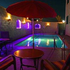 Отель Larsa Hotel Иордания, Амман - отзывы, цены и фото номеров - забронировать отель Larsa Hotel онлайн бассейн
