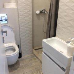 Отель Cricket Park Hostel Сербия, Белград - отзывы, цены и фото номеров - забронировать отель Cricket Park Hostel онлайн ванная фото 3