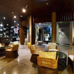 Отель Le Coral Hideaway Beyond Phuket гостиничный бар