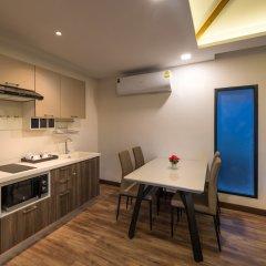 Отель Chermantra Aonang Resort and Pool Suite в номере фото 2