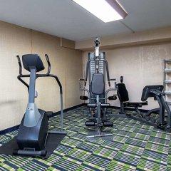 Отель Econo Lodge Кингсвилль фитнесс-зал фото 2