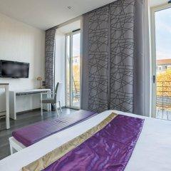 Отель Lagrange Apart'HOTEL Lyon Lumière Франция, Лион - отзывы, цены и фото номеров - забронировать отель Lagrange Apart'HOTEL Lyon Lumière онлайн комната для гостей фото 4