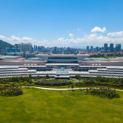 Отель Xiamen International Seaside Hotel Китай, Сямынь - отзывы, цены и фото номеров - забронировать отель Xiamen International Seaside Hotel онлайн фото 7