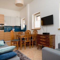 Апартаменты Praga Hospital Cosy Apartment Варшава комната для гостей фото 2