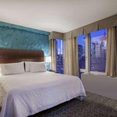 Отель Hilton Garden Inn West 35th Street США, Нью-Йорк - отзывы, цены и фото номеров - забронировать отель Hilton Garden Inn West 35th Street онлайн комната для гостей фото 4