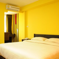 Bkk Home 24 Boutique Hotel Бангкок комната для гостей