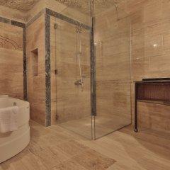 Fosil Cave Hotel Турция, Ургуп - отзывы, цены и фото номеров - забронировать отель Fosil Cave Hotel онлайн ванная фото 3
