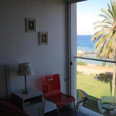 Отель Trident Beach Front Suite Кипр, Протарас - отзывы, цены и фото номеров - забронировать отель Trident Beach Front Suite онлайн комната для гостей фото 4