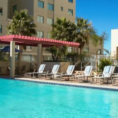 Отель Jw Marriott Santa Monica Le Merigot Санта-Моника бассейн