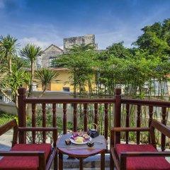 Отель Cozy Hoian Boutique Villas балкон