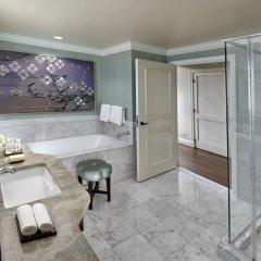Отель Mandarin Oriental, Washington D.C. США, Вашингтон - отзывы, цены и фото номеров - забронировать отель Mandarin Oriental, Washington D.C. онлайн ванная