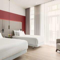 NH Collection Amsterdam Grand Hotel Krasnapolsky Амстердам комната для гостей фото 4