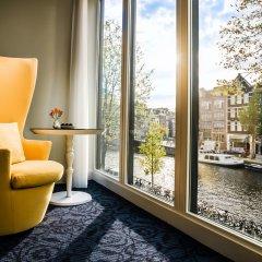 Andaz Amsterdam Prinsengracht - A Hyatt Hotel балкон