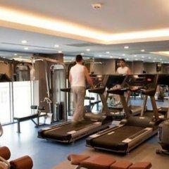 Fourway Hotel SPA & Restaurant фитнесс-зал фото 3